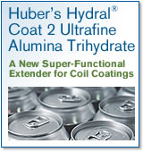 Huber's Hydral Coat 2 Alumina Trihydrate Screen Grab