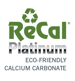 ReCal Platinum Calcium Carbonate Logo Home Page Inset
