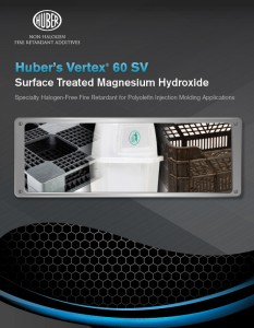 Vertex 60 SV Surface Treated Magnesium Hydroxide