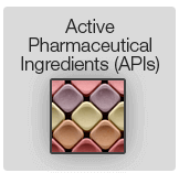Active Pharmaceutical Ingredients (APIs)